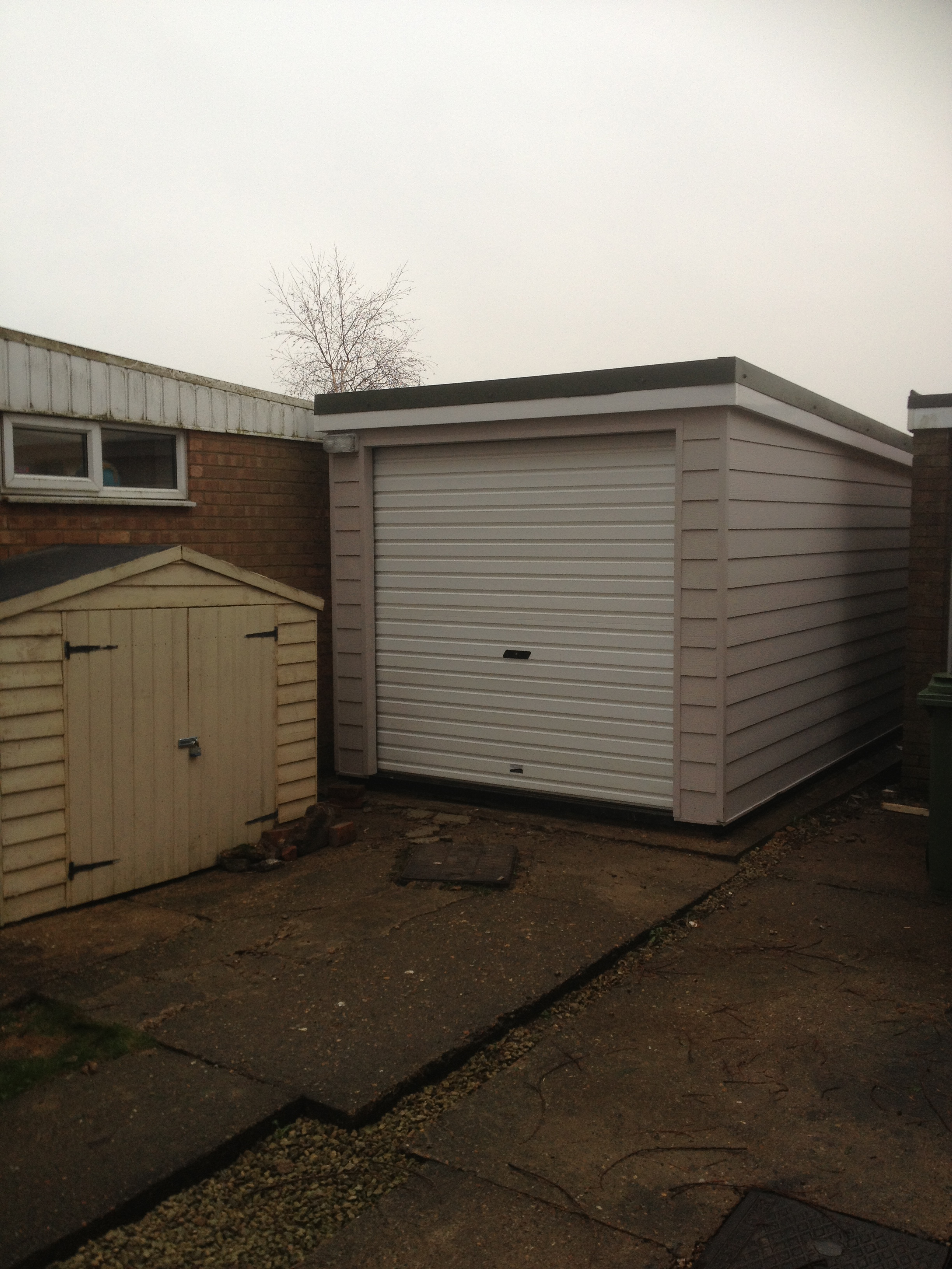Metal Sheds And Buildings : Project gallery steel sheds garages northern ireland