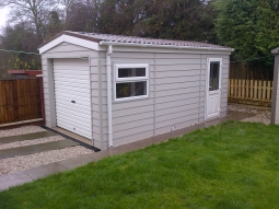 WeatherPlank Finish Bespoke Modular Building
