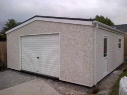 Dash Finish Modular Integrated Garage