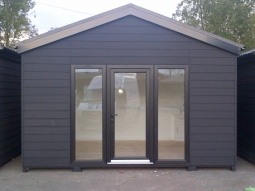 WeatherPlank External Finish Modular Office