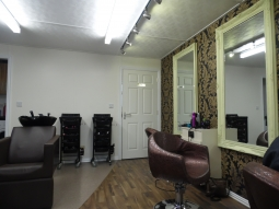 Modular Hairdressing Salon Interior