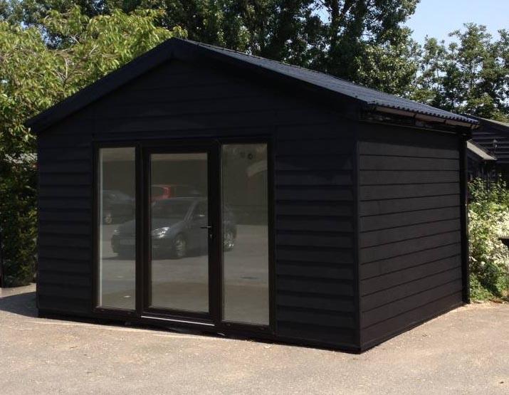 Modular Offices Steel Sheds Steel Garages Northern Ireland