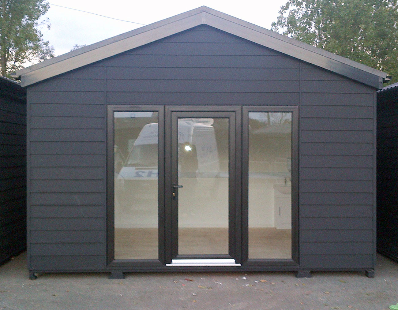 Modular Offices Steel Sheds Steel Garages Northern Ireland