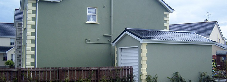 Modular Garages Matched to your home