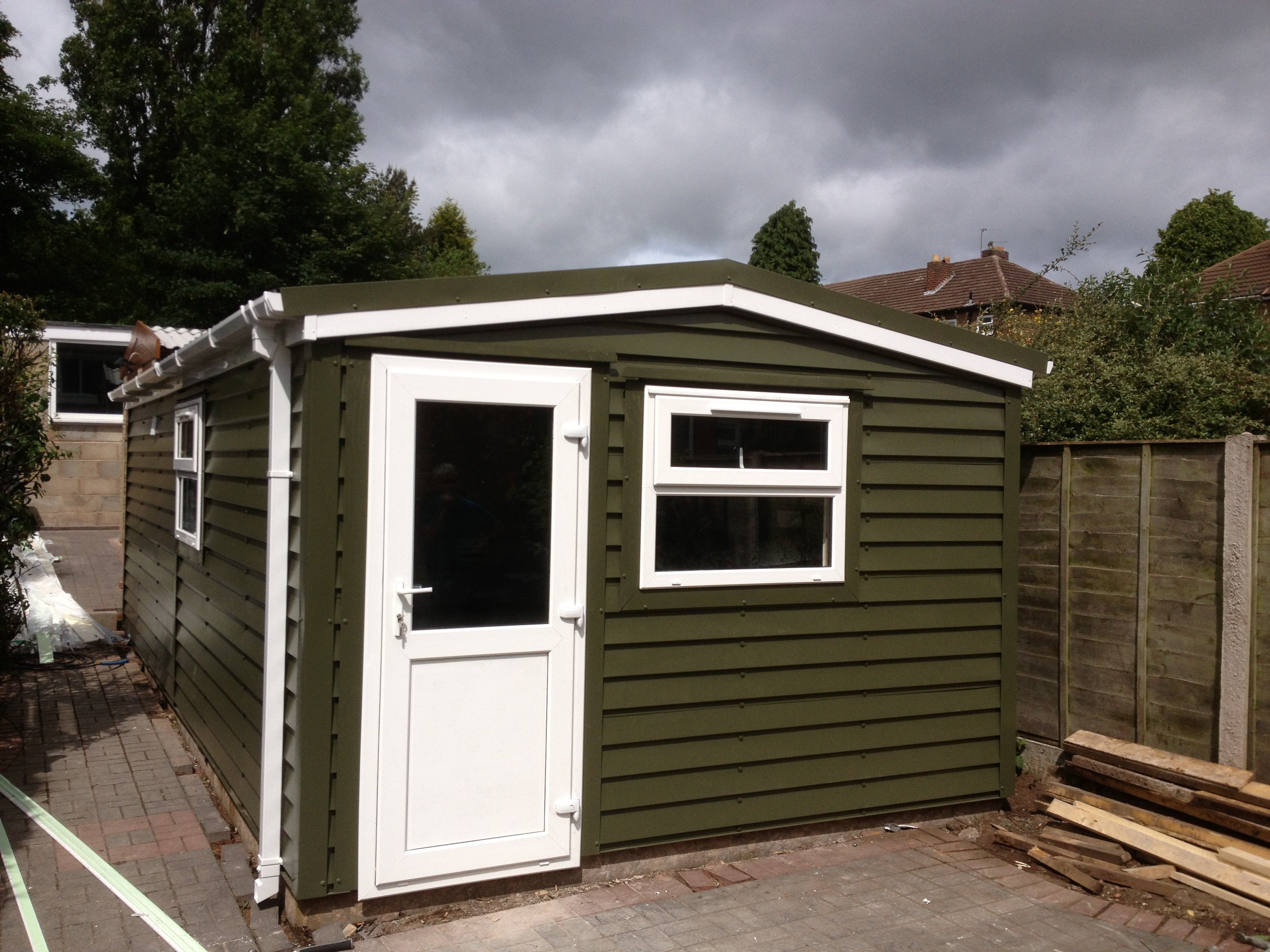 Steel Sheds Steel Sheds Steel Garages Northern Ireland
