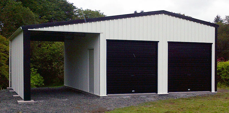 Steel Garages Steel Sheds Steel Garages Northern Ireland